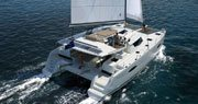 Catamaran Luxus Yacht